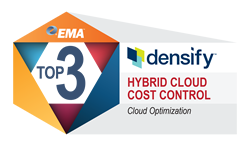 Densify is recognized by EMA for hybrid cloud cost control