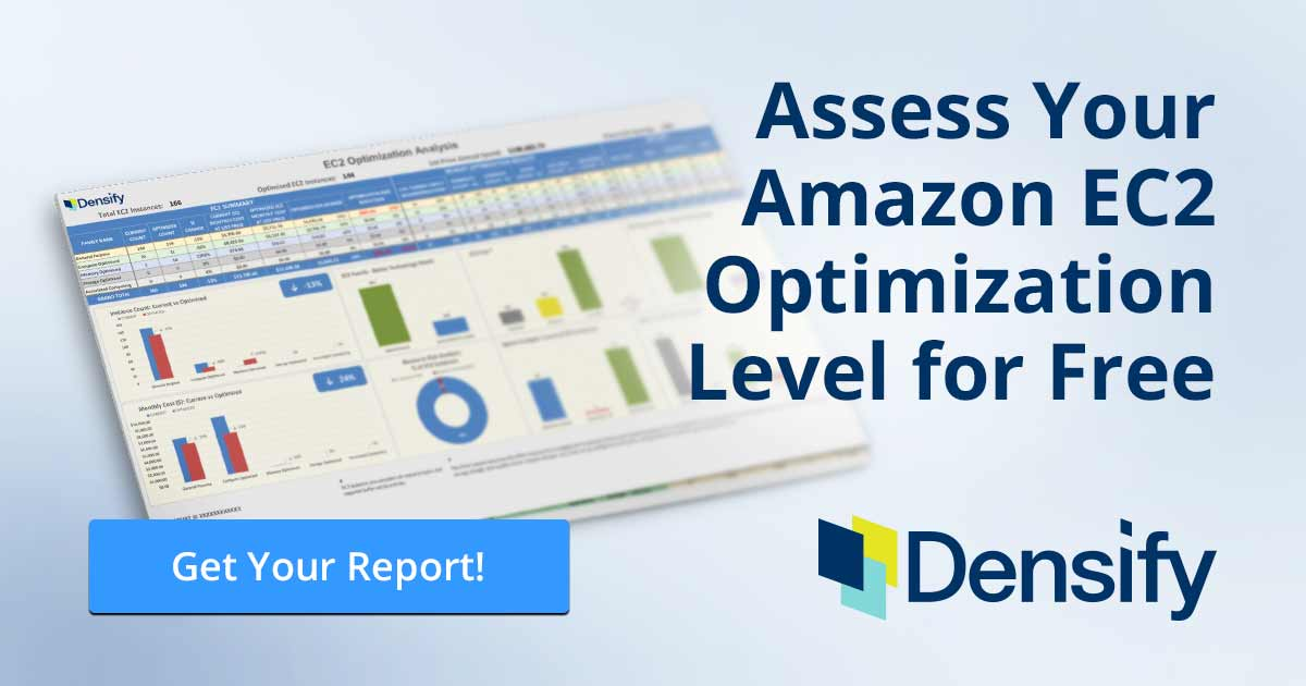 Get your free Amazon EC2 assessment