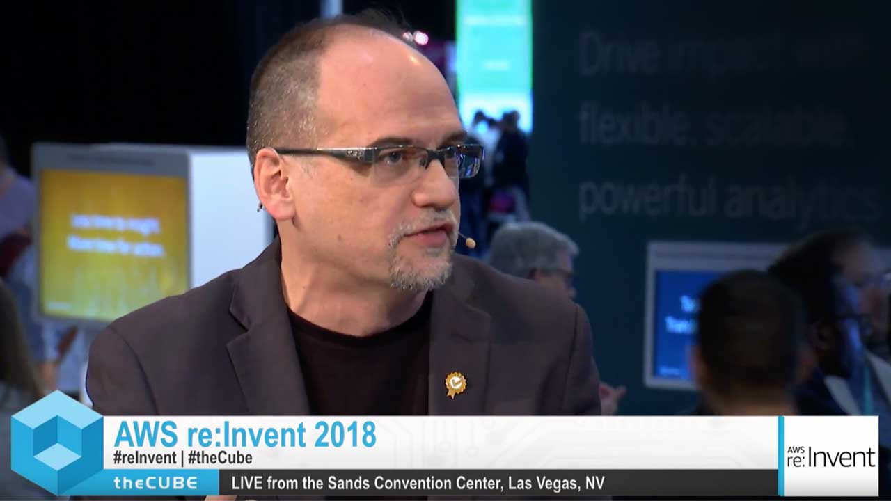 Continuous Cloud Optimization with theCUBE at AWS re:Invent