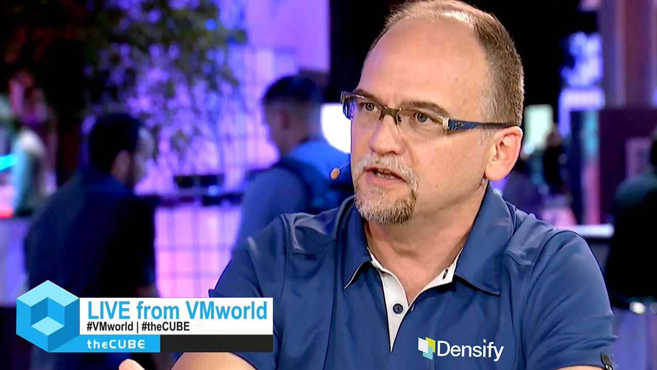 Cloud Workload Automation with theCUBE at VMworld 2018 US