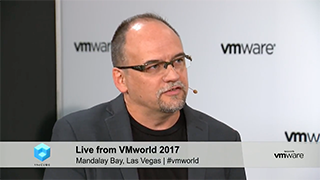 theCUBE Interview at VMworld US 2017