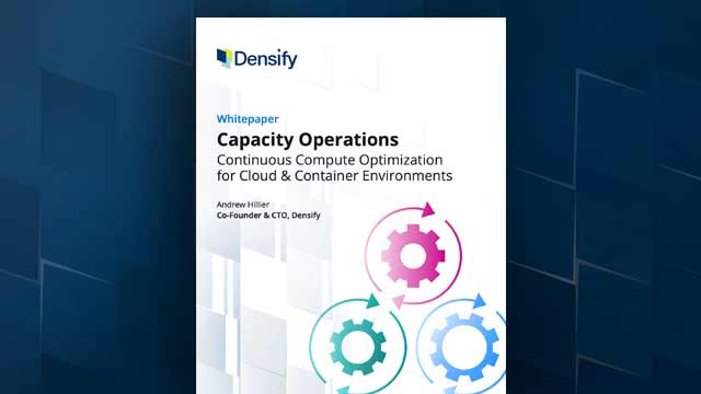Learn how CapOps processes deliver continuous compute optimization for cloud and container environments.